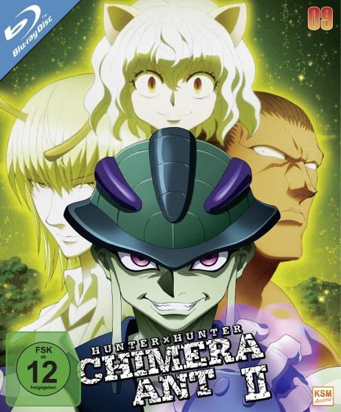 Hunter x Hunter - Volume 9 (Episode 89-100) (2 Blu-rays)