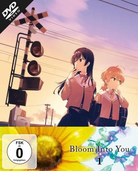 Bloom into you - Volume 1 (Episode 1-4) (DVD)