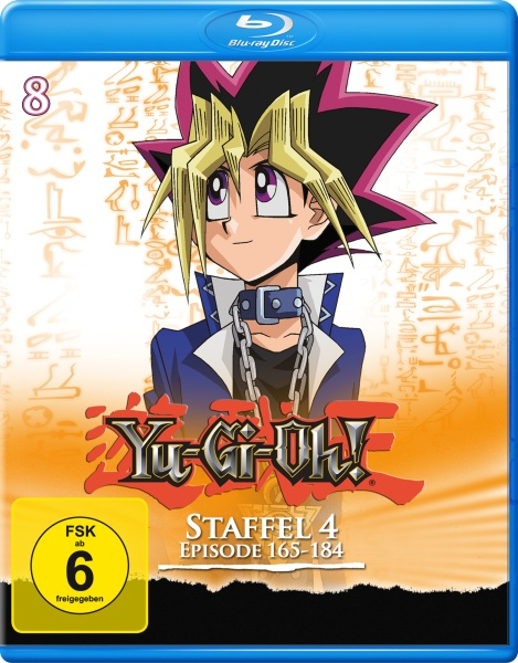 Yu-Gi-Oh! Staffel 4.2: Episode 165-184 (Blu-ray)