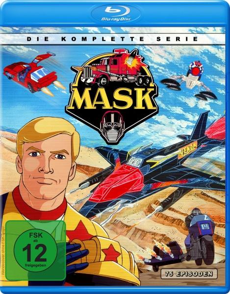 M.A.S.K. - Gesamtedition (Blu-ray)