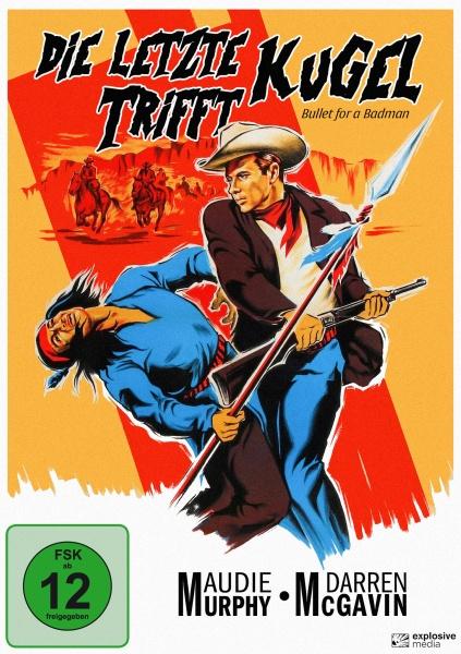 Die letzte Kugel trifft (Bullet for a Badman) (DVD)