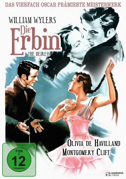 Die Erbin (The Heiress) (DVD)