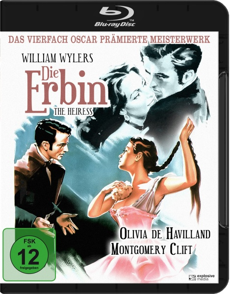 Die Erbin (The Heiress) (Blu-ray)