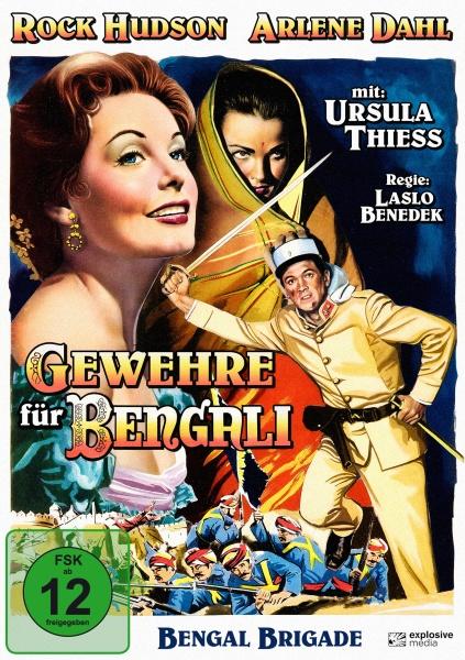 Gewehre für Begali (Bengal Brigade) (DVD)