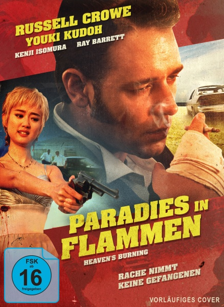 Paradies in Flammen (Mediabook, Blu-ray+DVD)