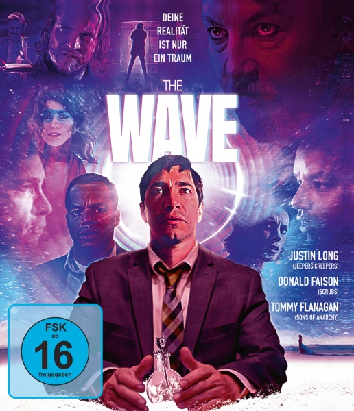 The Wave (Mediabook, Blu-ray+DVD)