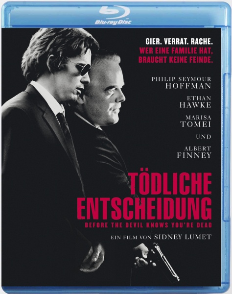 Tödliche Entscheidung - Before the Devil Knows You're Dead (Blu-ray)