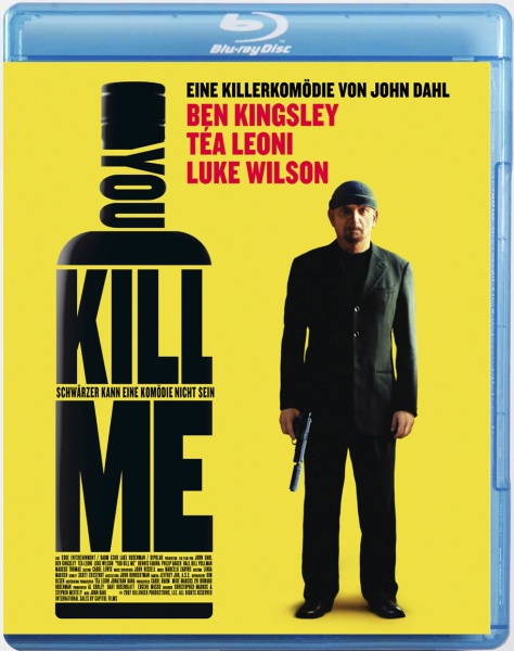You Kill Me (Blu-ray)