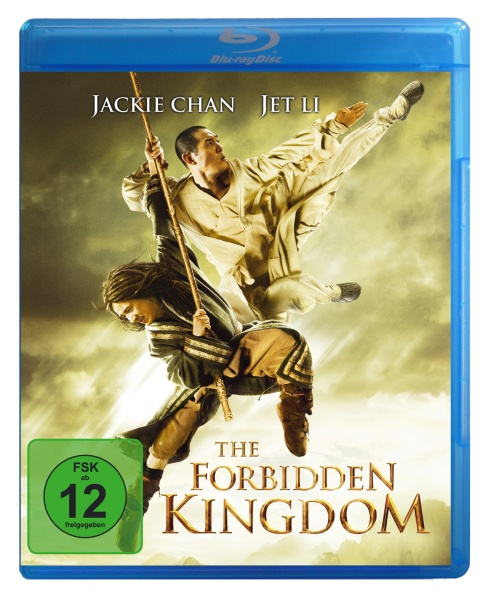 Forbidden Kingdom (Blu-ray) (Single-Disc)