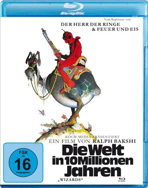 Die Welt in 10 Millionen Jahren (Blu-ray)
