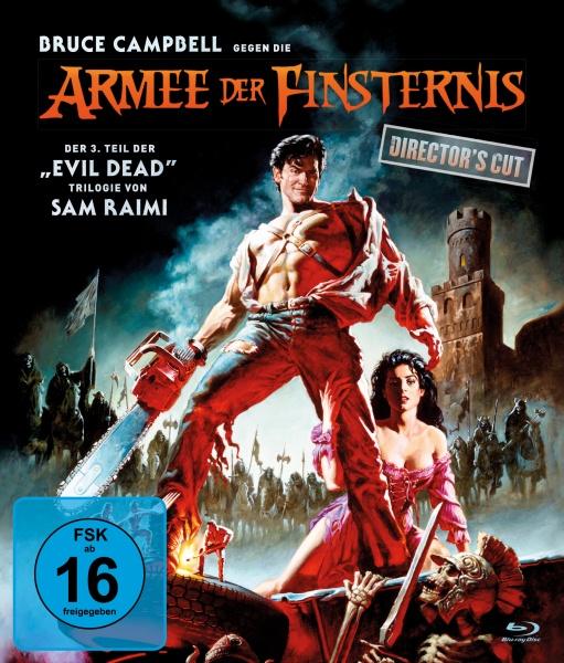 Die Armee der Finsternis - Directors Cut (Blu-ray)