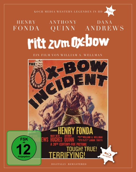 Der Ritt zum Ox-Bow (Edition Western-Legenden #2) (Blu-ray)