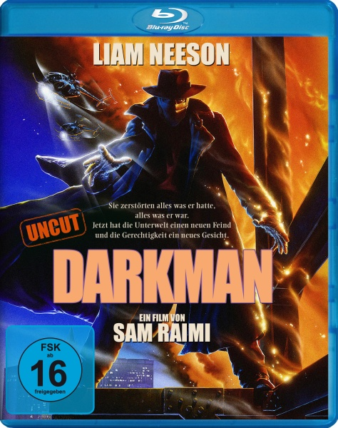 Darkman (Uncut) (Blu-ray)