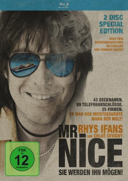 Mr. Nice 2-Disc-Edition (Blu-ray)