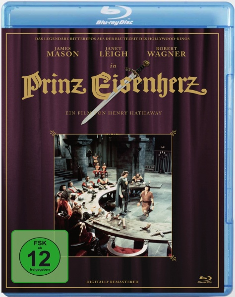 Prinz Eisenherz (Neuauflage) (Blu-ray)