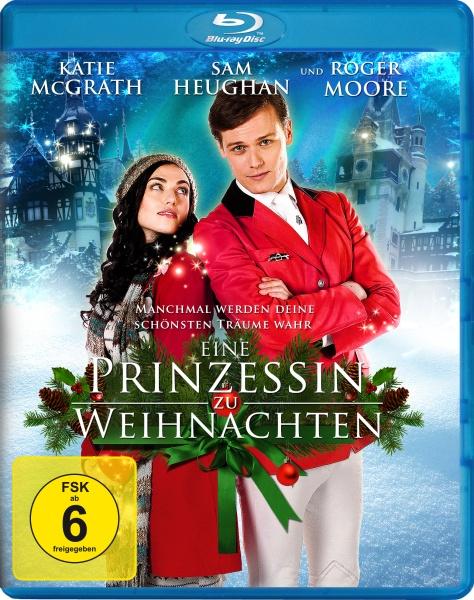 Eine Prinzessin zu Weihnachten (Blu-ray)