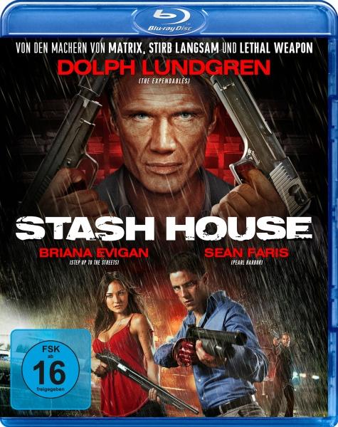Stash House (Blu-ray)