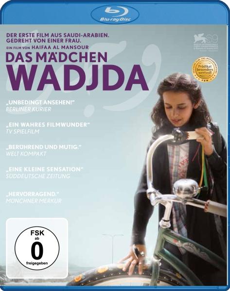 Das Mädchen Wadjda (Blu-ray)