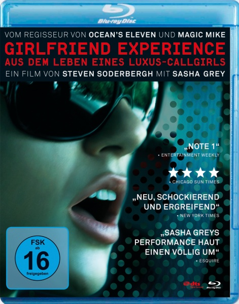 Girlfriend Experience (Blu-ray)