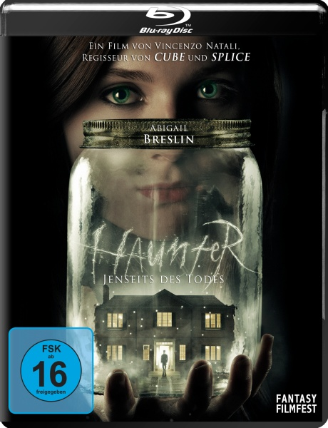 Haunter (Blu-ray)