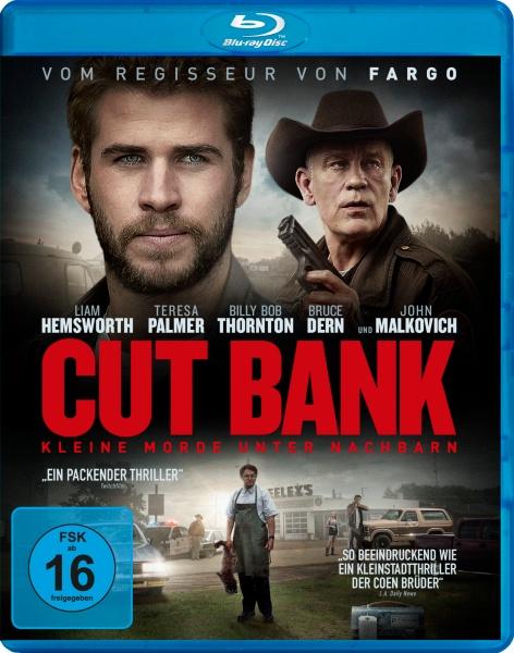 Cut Bank - Kleine Morde unter Nachbarn (Blu-ray)