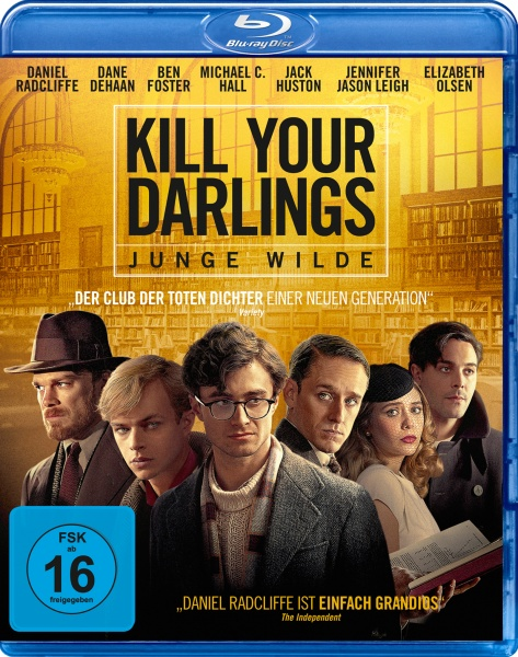 Kill your Darlings - Junge Wilde (Blu-ray)