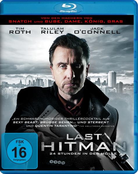 Last Hitman - 24 Stunden in der Hölle (Blu-ray)