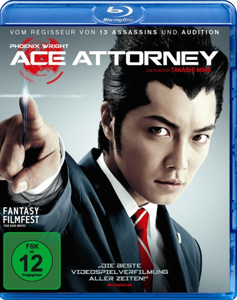 Ace Attorney - Phoenix Wright (Blu-ray)