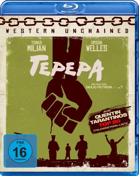 Tepepa (Western Unchained # 4) (Blu-ray)