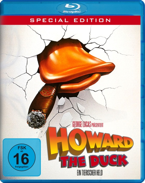 Howard The Duck - Ein tierischer Held (Blu-ray)