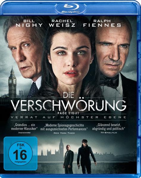 Die Verschwörung - Verrat auf höchster Ebene (Blu-ray)