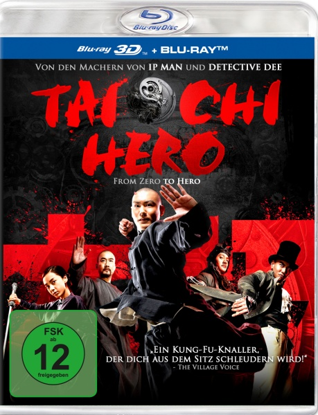 Tai Chi Hero (3D Blu-ray)