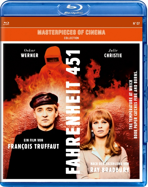 Fahrenheit 451 (Masterpieces of Cinema) (Blu-ray)