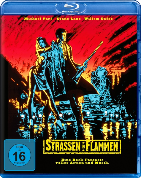 Strassen in Flammen (Blu-ray)