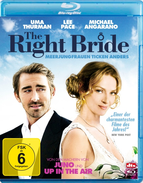 The Right Bride - Meerjungfrauen ticken anders (Blu-ray)