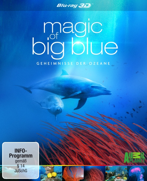 Magic of Big Blue (3 3D Blu-rays)