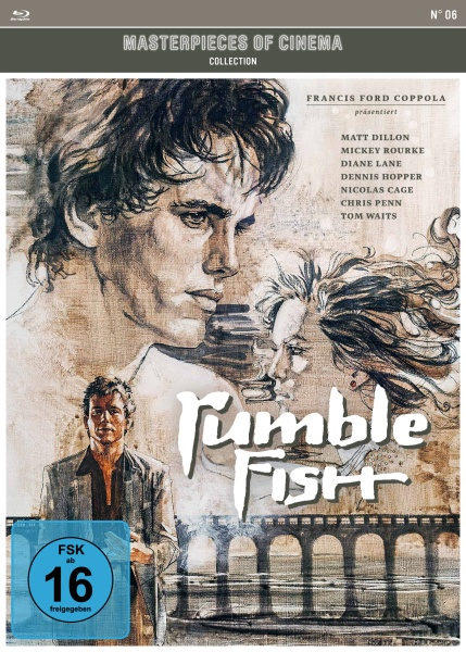 Rumble Fish (Masterpieces of Cinema Collection 6) (Blu-ray)