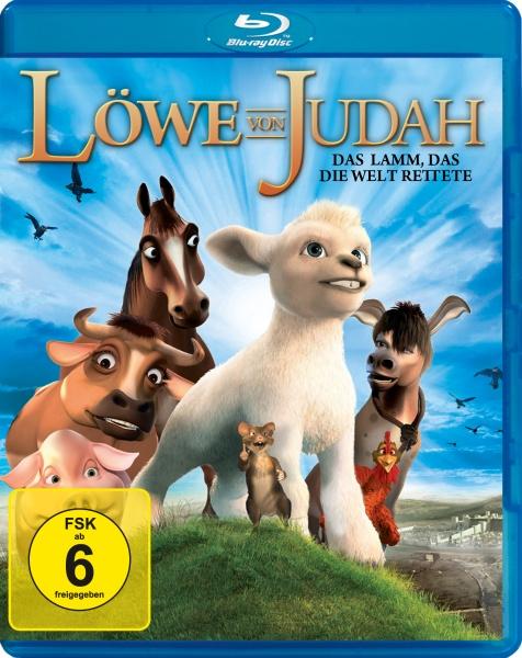 Löwe von Judah - Das Lamm, das die Welt rettete (Blu-ray)
