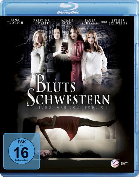 Blutsschwestern - jung, magisch, tödlich (Blu-ray)