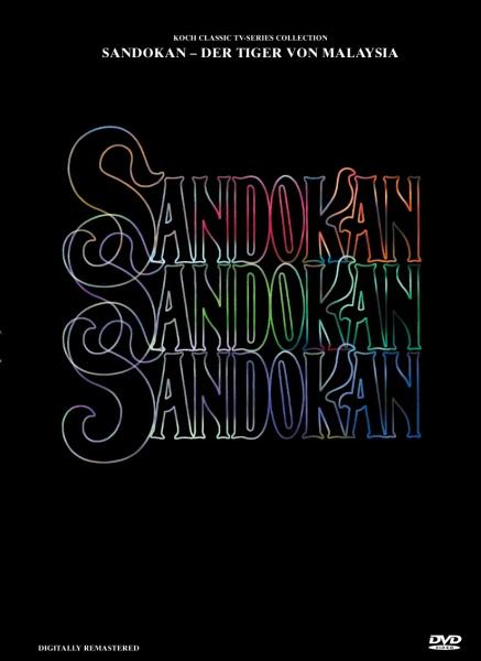 Sandokan - Der Tiger von Malaysia (3 DVDs)