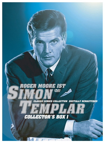 Simon Templar - Collectors Box 1 (8 DVDs)