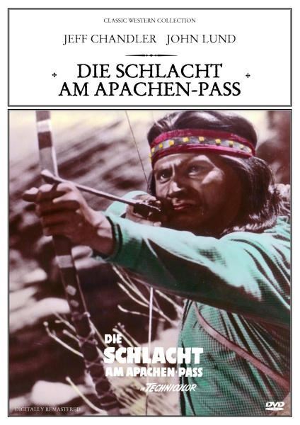 Die Schlacht am Apachen-Pass (Classic Western Collection)