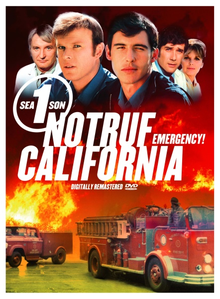 Notruf California - Staffel 1 (4 DVDs)