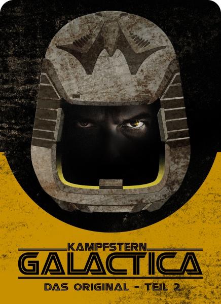 Kampfstern Galactica - Teil 2 (5 DVDs)