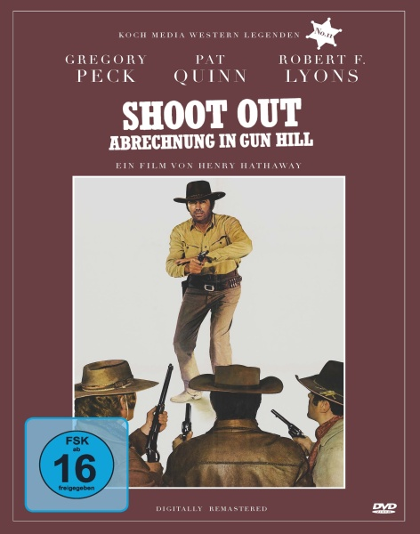 Shoot Out - Abrechnung in Gun Hill (Edition Western-Legenden #11)