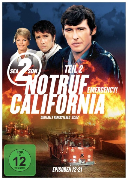 Notruf California - Staffel 2.2 (3 DVDs)