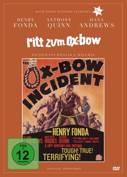 Der Ritt zum Ox-Bow (Edition Western-Legenden #9)