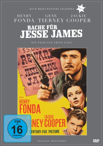 Rache für Jesse James (Edition Western-Legenden #2)