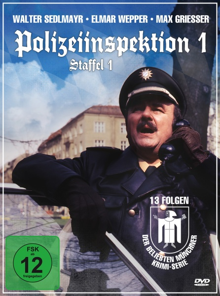 Polizeiinspektion 1 - Staffel 1 (3 DVDs)