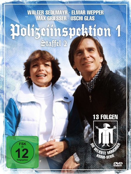 Polizeiinspektion 1 - Staffel 2 (3 DVDs)